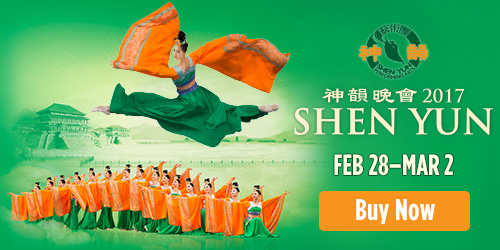 The Canadian Opera Company welcomes Shen Yun to the Four Seasons Centre.