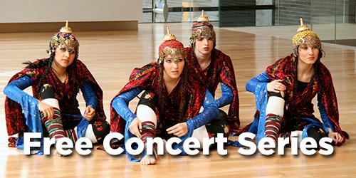 Free Concert Series