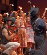 A scene from the COC's Carmen. Photo: Michael Cooper © 2005
