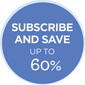 Subscribe and Save up to 60%