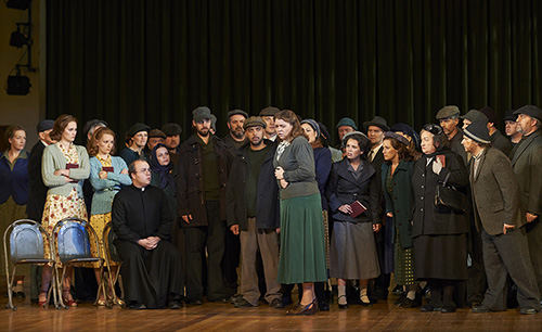 ;Ileana Montalbetti as Ellen Orford (centre) in the Canadian Opera Company's 2013 production of Peter Grimes