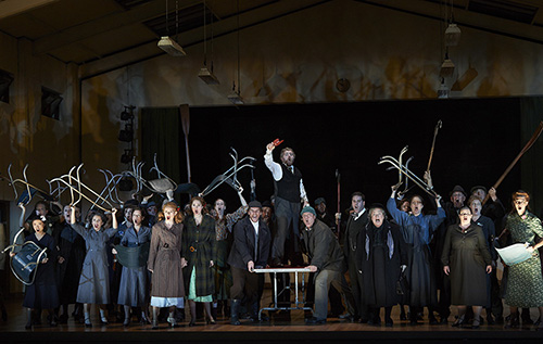 A scene from the Canadian Opera Company's 2013 production of Peter Grimes
