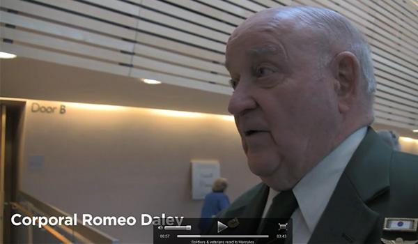 Corporal Romeo Daley