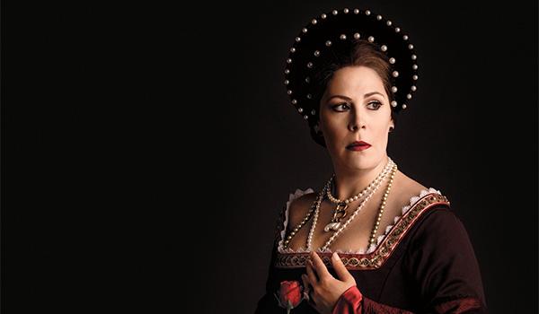 Sondra Radvanovsky as Anna Bolena