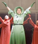 A scene from The Handmaid's Tale. Photo: Michael Cooper © 2004
